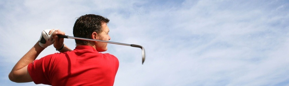 golfers are more likely to suffer from tennis elbow than golfer's elbow