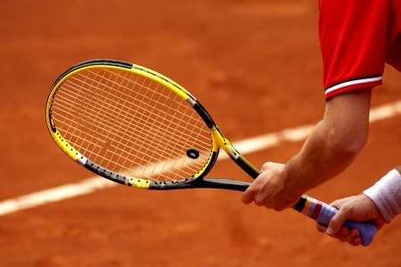 tennis player's elbow