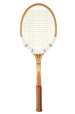 wooden tennis racquet1